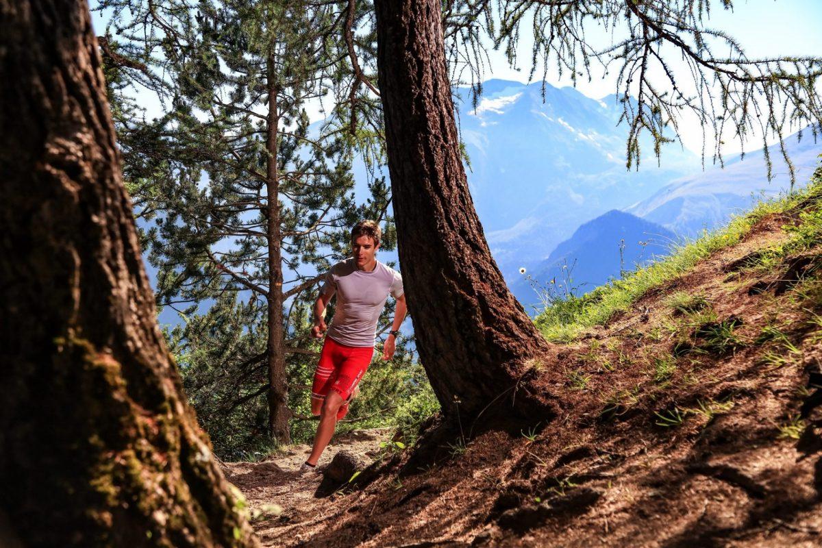 Trail à Villard-Reculas