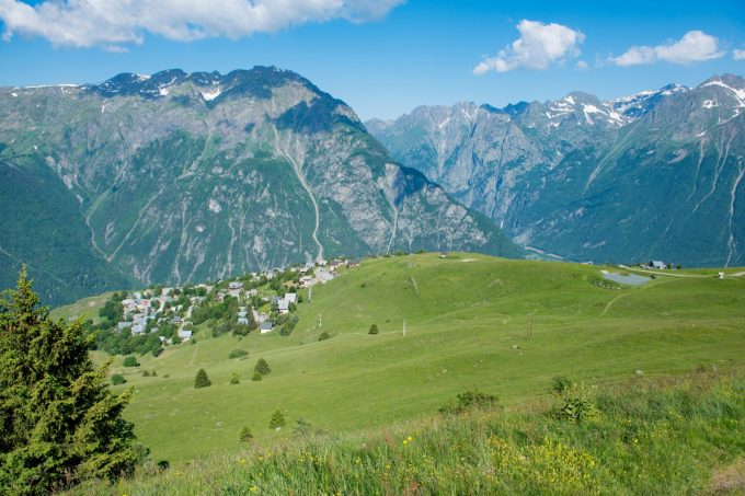Sentier panoramique de Villard-Reculas