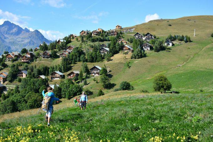 Alpage de Villard-Reculas